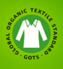 The Global Oganic Textile Standard seal
