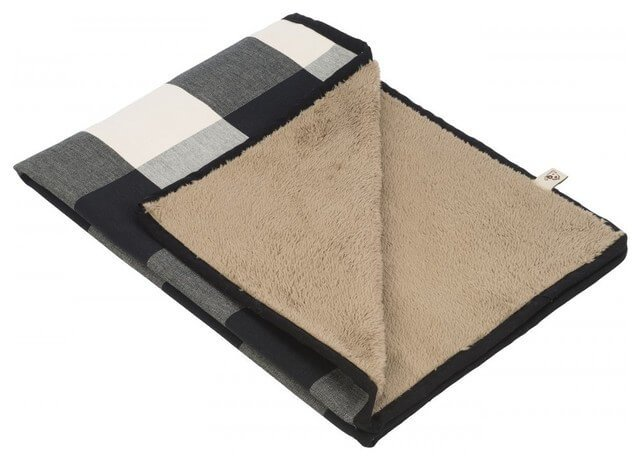 buffalo check home decor-plush blanket