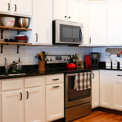 5 Steps to an Orderly Kitchen
