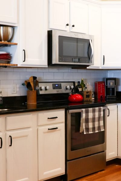 steps to an orderly kitchen
