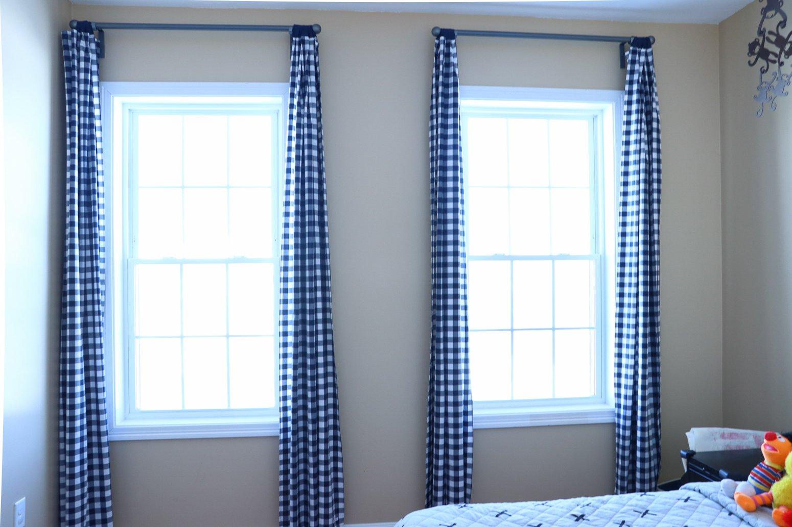 design mistakes to avoid-hanging curtains incorrectly