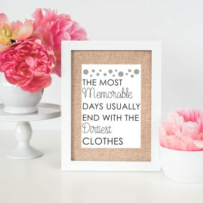 Laundry Today Or Naked Tomorrow - Bunnycup Embroidery
