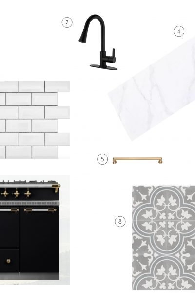black and brass kitchen mood board mood board-01